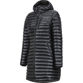 Marmot Avant Featherless Kurtka Long Kobiety, black